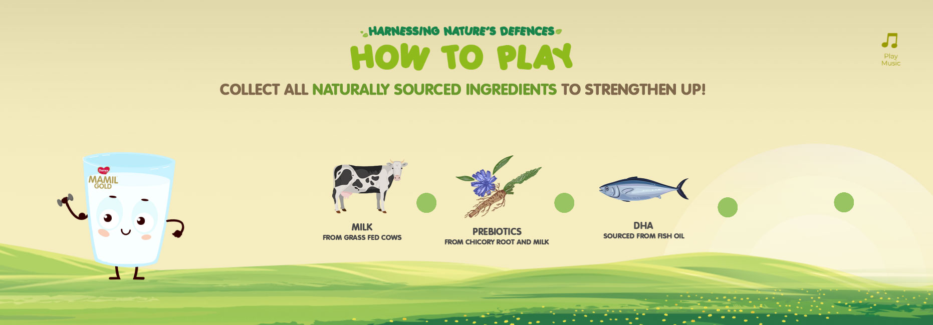Harnessing Nature's Defences